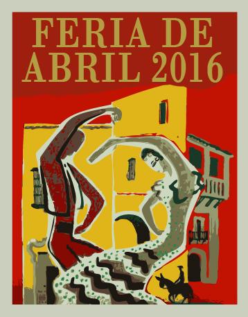 Feria de abril 2016 el albero flamenco for Feria de artesanias cordoba 2016