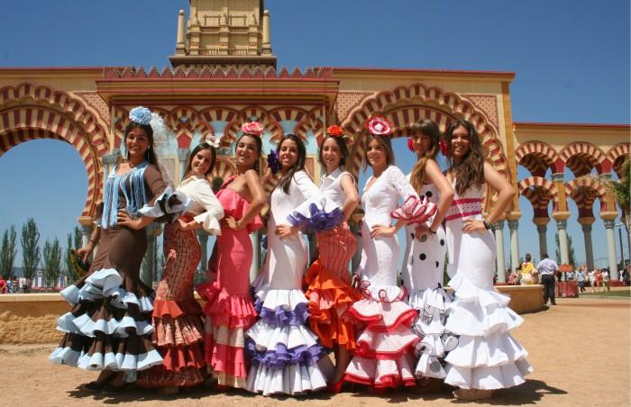 Feria de c rdoba el albero flamenco for Feria de artesanias cordoba 2016