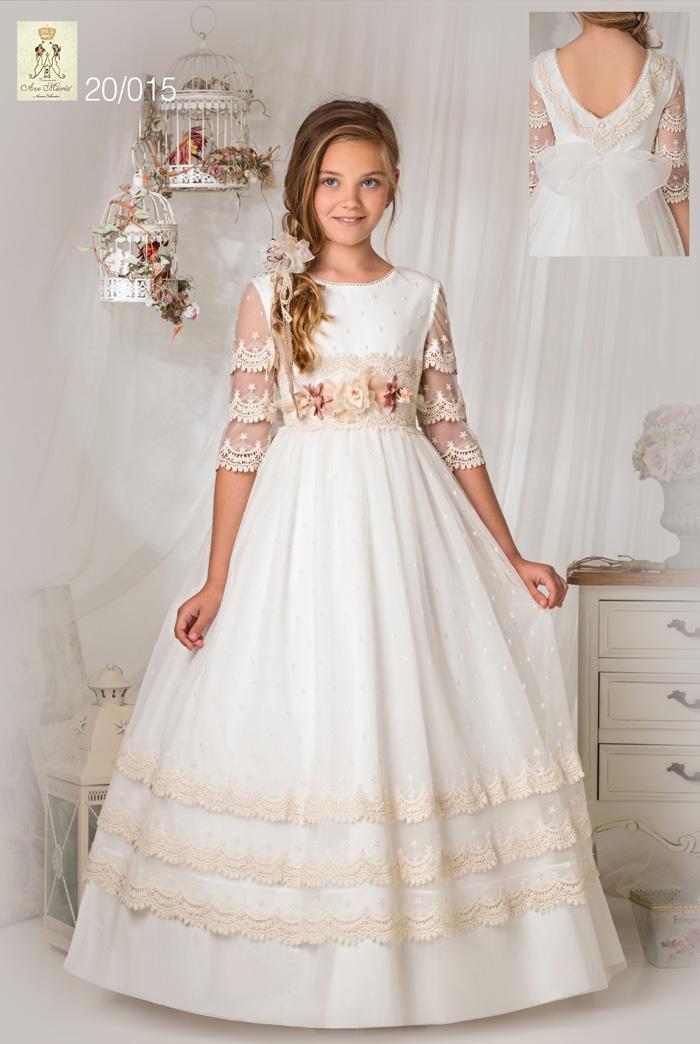 Vestidos primera comunion espana