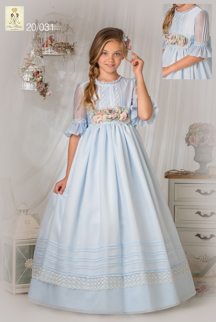 Fabrica de vestidos de comunion en madrid