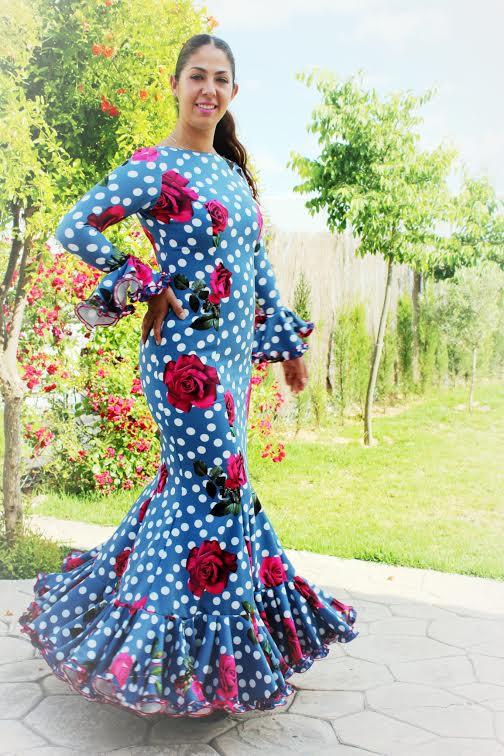 4ad7f58645 Trajes de Flamenca